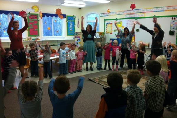 preschool in utah